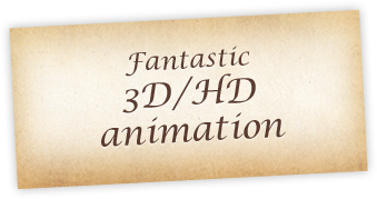 Fantastic 3D/HD animation